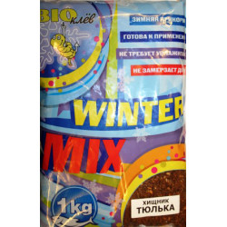 WINTER MIX Тюлька