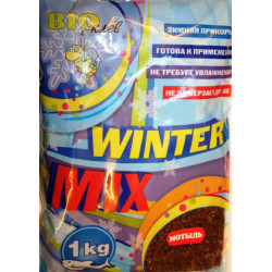 WINTER MIX Мотыль