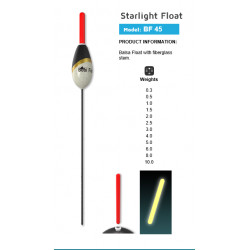 BF 45 Starlight Floats